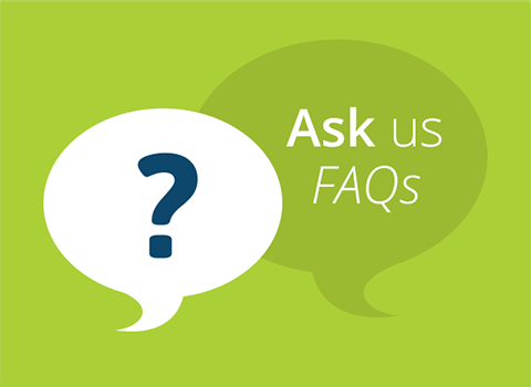 Ask us FAQS